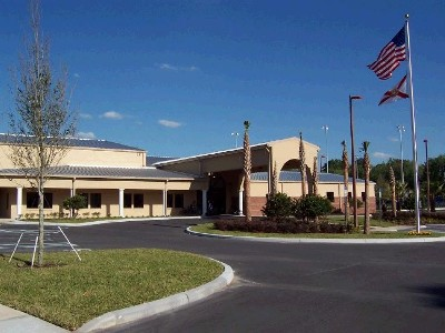 Oviedo Gymnasium & Aquatic Facility
